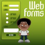 Web Forms Infographic